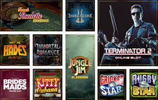 Des jeux mobiles sur iOS et Android.