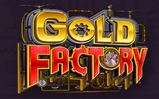 Gold Factory - une machine à sous sur le thème de l'Or.