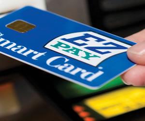 Il est aussi possible de parier avec une carte de débit.