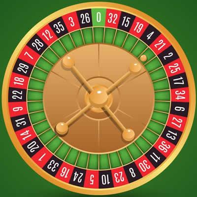 Le cylindre de la roulette de casino.