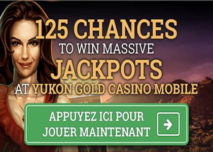 Yukon Gold Las Vegas Casino en Ligne