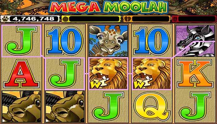 Le jackpot de plus de 4,7 millions gagné au Mega Moolah par un Canadien