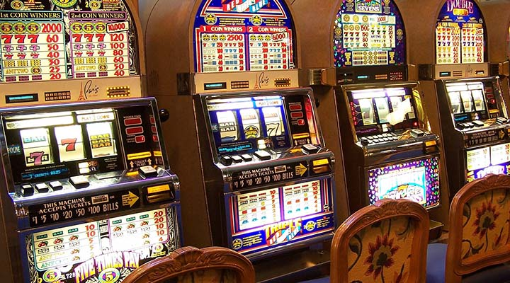 Choisir une machine à sous qui paye au Québec