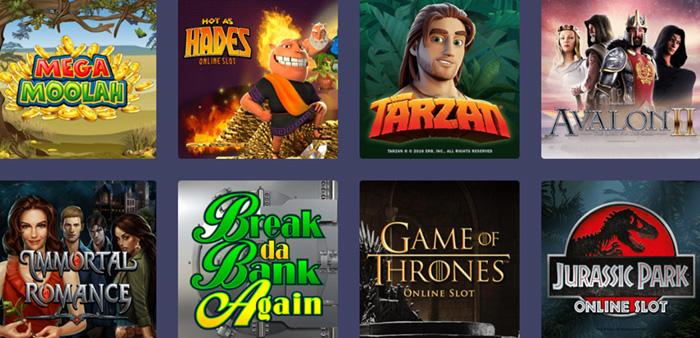 Les jeux de Casino Action sont à portée de clic depuis les mobiles et les ordinateurs