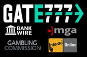 Gate 777 est listé parmi les meilleurs casinos Interac