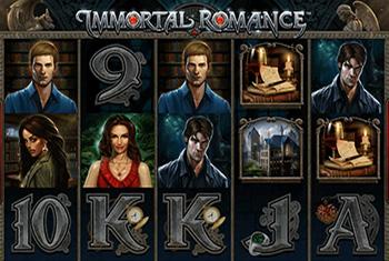 Immortal Romance - Machine à sous en ligne