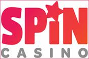 Spin CAsin est listé parmi les meilleurs casinos Interac