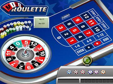 Le jeu Mini Roulette de Playtech