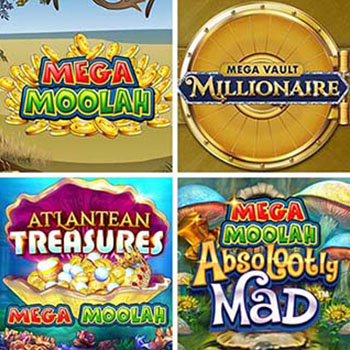 Versions du jeu Mega Moolah