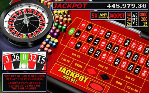 Jackpot de 448,979.36 à gagner sur Roulette Royale