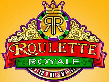 Roulette Royale au casino